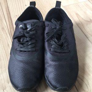 Size 8 RARE Nike Air Max Thea Ultra Premium Black